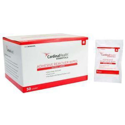 Picture of ReliaMed Extra Large Adhesive Remover Wipes