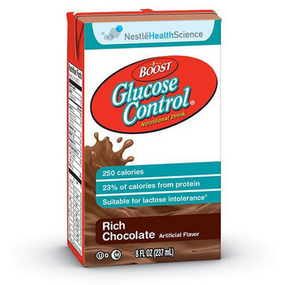 Picture of Boost, Glucose Control, Chocolate, 8 oz