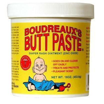 Picture of Boudreaux' s Butt Paste 16 oz jar