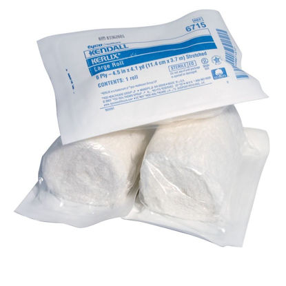 """Picture of Kendall Kerlix™ Non-Sterile Bandage Roll, 6-Ply, Finished Edges 4-1/2""""x4 yds"""