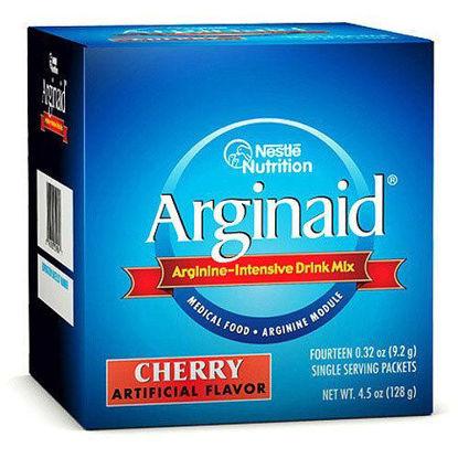 Picture of Nestle Nutrition Arginaid, Intensive Cherry Flavor powder