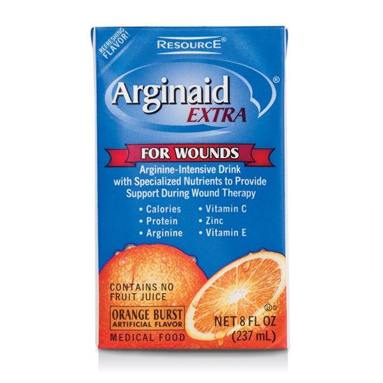 Picture of Nestle Nutrition Arginaid, Orange Burst Flavor, 8 oz