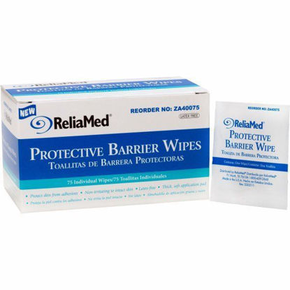 Picture of ReliaMed Skin-Prep Barrier Wipes