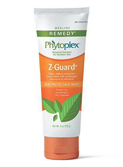 Picture of Remedy Phytoplex Z-Guard Skin Protectant Paste, 4 oz.