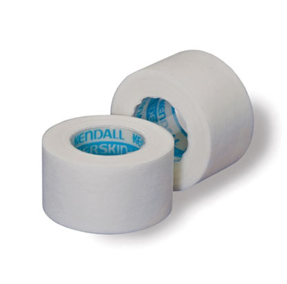 "Picture of Kendall Tenderskin® Hypoallergenic Paper Tape 1"" x 10 yds"
