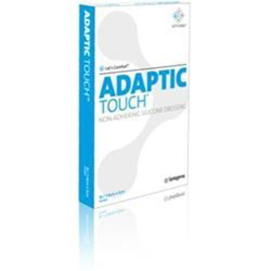 """Picture of Adaptic Non-adhering Dressing, Sterile 3"""" x 3"""""""