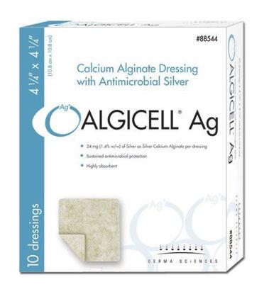 """Picture of Algicell Calcium Alginate Dressing 4"""" x 8"""""""