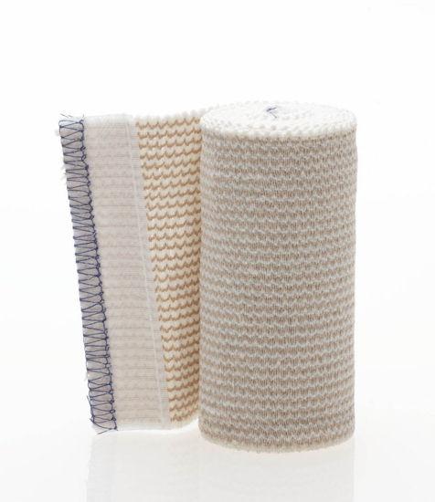 Picture of Bandage Compression 4in x 5.8yd, Latex-Free, Velcro Closure, Sterile