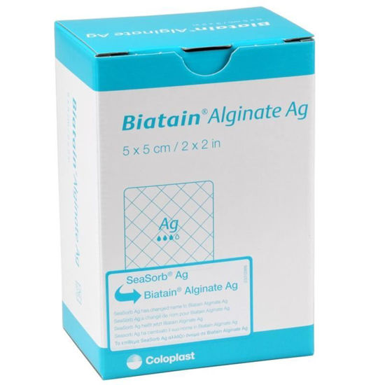 """Picture of Biatain Alginate Dressing 2"""" x 2"""""""