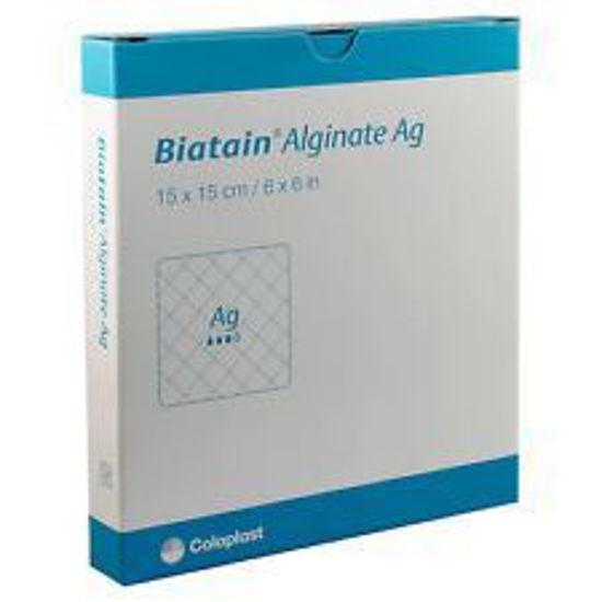 """Picture of Biatain Alginate Dressing 6"""" x 6"""""""
