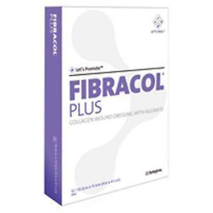 "Picture of FIBRACOL Plus Collagen Wound Dressing 4"" x 4-3/8"""