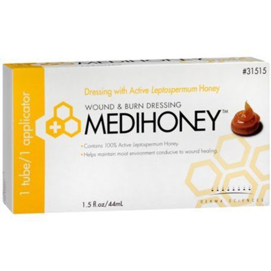 Picture of MEDIHONEY Gel 1-1/2 oz. Tube