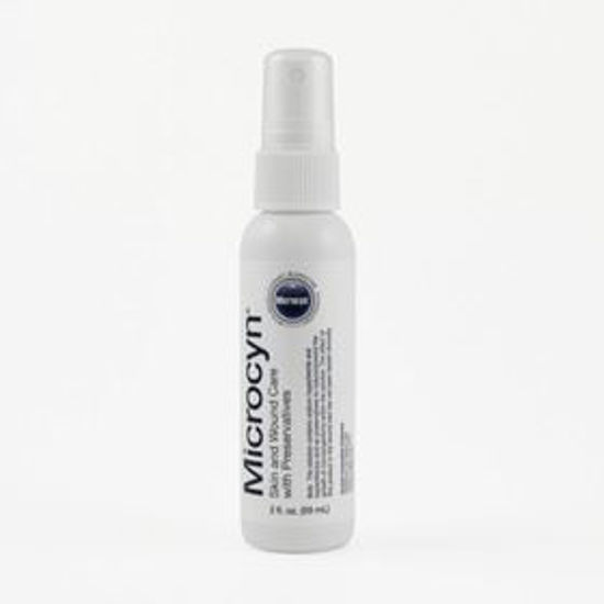 Microcyn Skin and Wound Spray 2 oz
