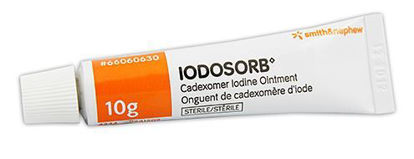 Picture of Iodosorb Cadexomer Iodine Gel, 10g Tube