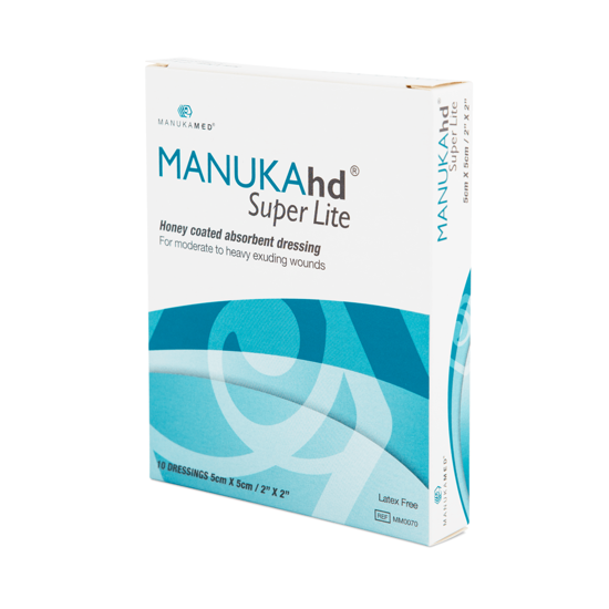 "Picture of ManukaHD Superlite, 2"" x 2"""
